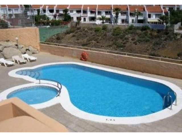 Smaller pool - Terrazas de la Paz, Golf del Sur, Tenerife